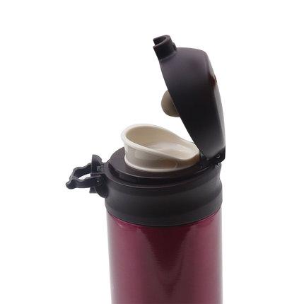 泰麗 不銹鋼保溫杯 (黑藍紅) 350ml 1
