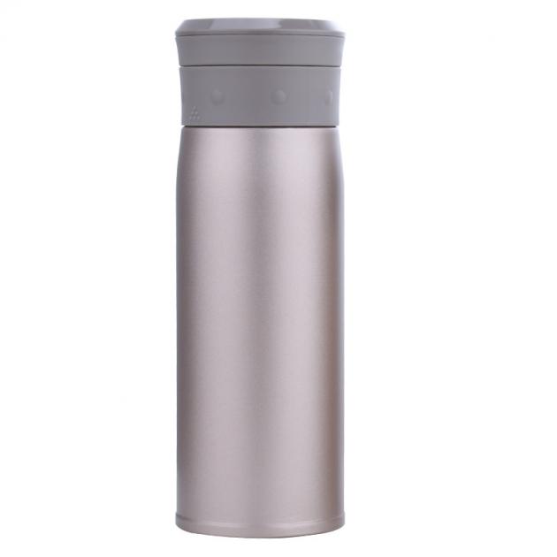 泰麗 不鏽鋼保溫杯 (金色) 460ml 5