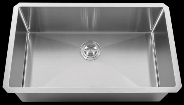 手工不鏽鋼水槽 1